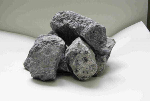 Pierre à Gabion (Rive-Sud de Montréal) de Granite grise et blanche 4 à 8