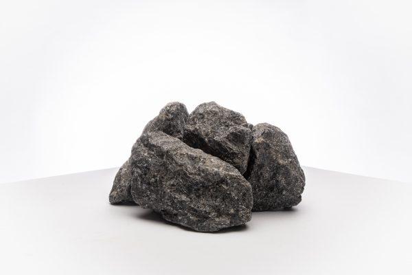 Pierre à Gabion de Granite Noir Beauce-Lévis-Québec